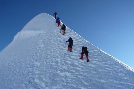 Express Climbing Courses – Island Peak